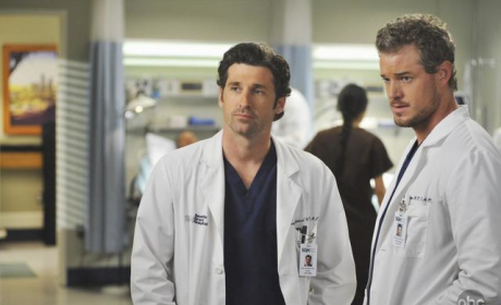 "Grey's Anatomy Music From ""Life During Wartime"""