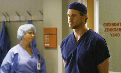 "Grey's Anatomy Forum: ""Rise Up"""