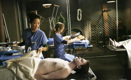 "Tonight's Grey's Anatomy Episode: ""Rise Up"""