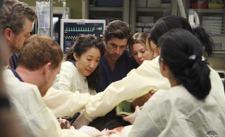 Grey's Anatomy Caption Contest CXXXVII