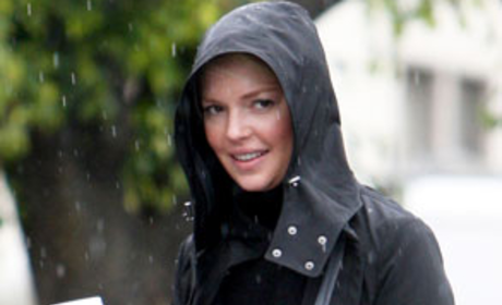 Katherine Heigl: Rainy Day Woman