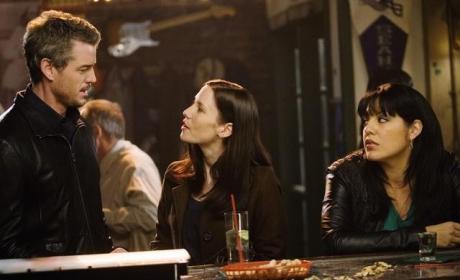 Callie, Mark and Lexie