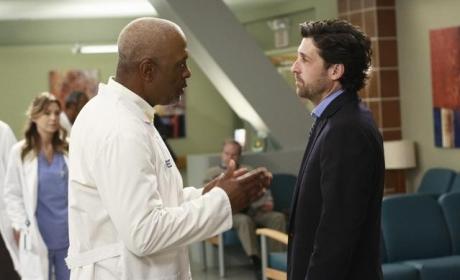 Grey's Anatomy Caption Contest CLXIV