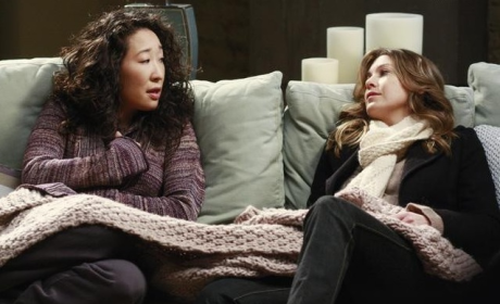 Grey's Anatomy Caption Contest CL