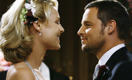 Mr. and Mrs. Alex Karev