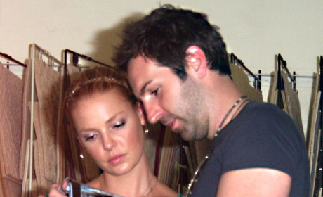 Heigl and Hubby