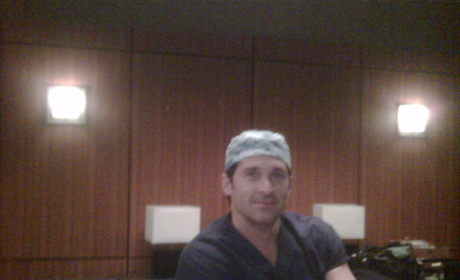 Hello From Shonda Rhimes and Patrick Dempsey on Twitter
