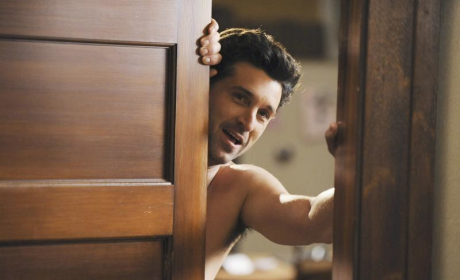 McDreamy Naked