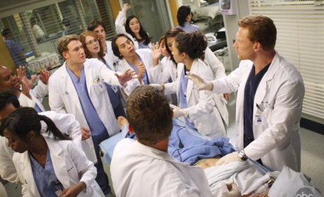 What Did You Think of This Week's Grey's Anatomy?
