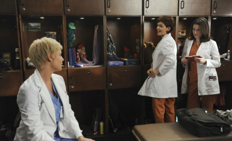 "Grey's Anatomy Pictures: ""Invasion"""