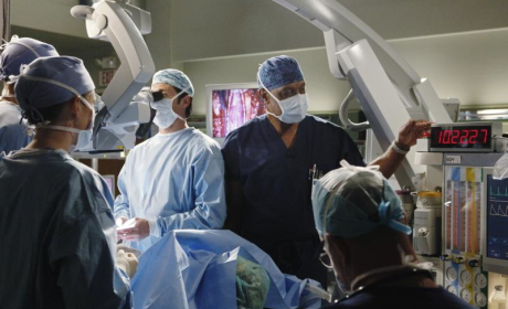 "Discuss ""Give Peace a Chance"" in our Grey's Anatomy Forum!"
