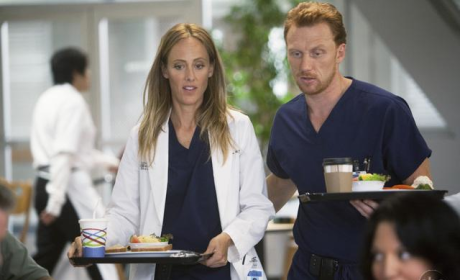 "Grey's Anatomy Review: ""New History"""