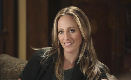 Kim Raver Dishes on Teddy, Owen and Cristina