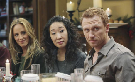 Grey's Anatomy Love Triangle Over? Or Just Getting Started?