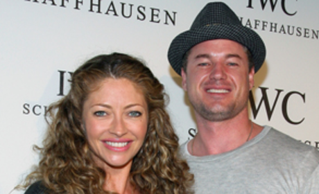 Eric Dane and Rebecca Gayheart: It's a Girl!