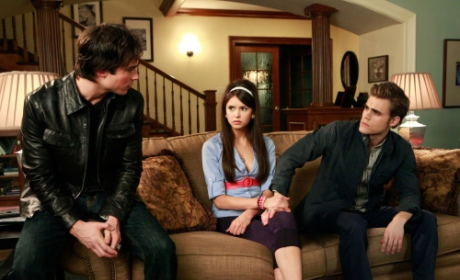 Elena and the Brothers