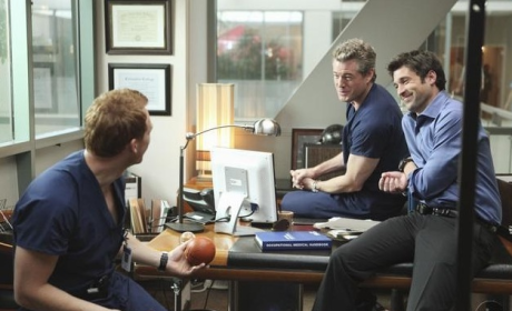 Grey's Anatomy Caption Contest 211