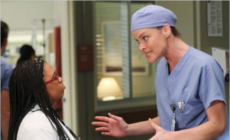 Grey's Anatomy First Look: Pre-Nazi Bailey!