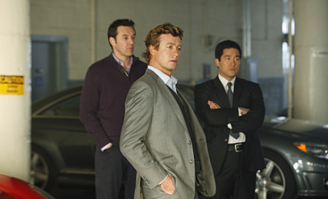 "The Mentalist Review: ""Redline"""