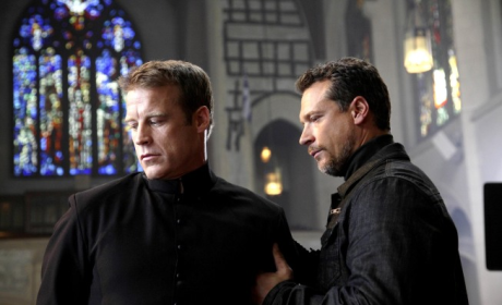 "Human Target Episode Stills from ""Sanctuary"""