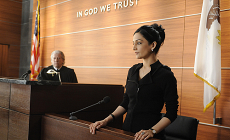 Kalinda on the Stand