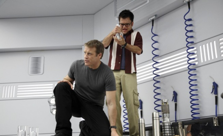 """Human Target Review: """"Lockdown"""""""