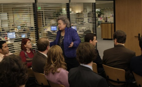 Kathy Bates in Charge