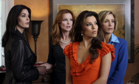 The Russian is Coming! Desperate Housewives Spoilers, Scoops