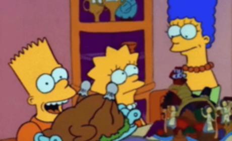 Bart Ruins Thanksgiving