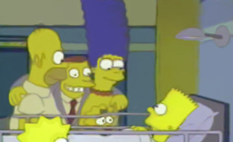 Bart in the Hospital