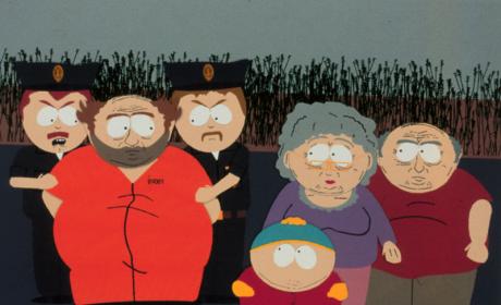 Cartman Frees Charles Manson