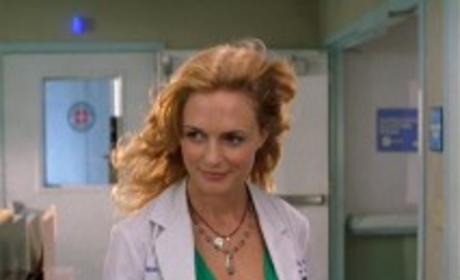 Heather Graham on Scrubs