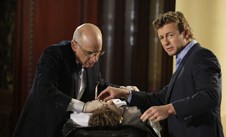 "The Mentalist Review: ""Red Herring"""