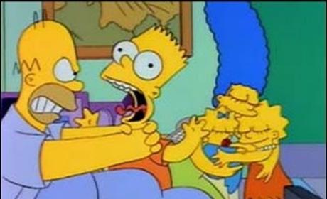 Homer Wakes Up