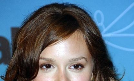 Leighton Meester is a Fresh Face
