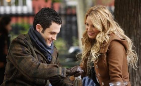 Gossip Girl Spoilers: Dan, Serena and ... Gossip Girl