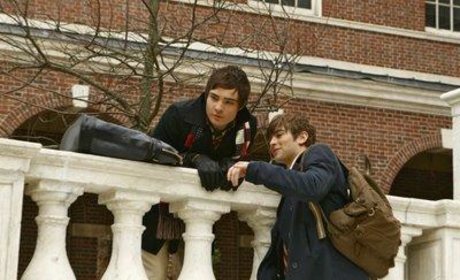 Chuck and Nate Photo
