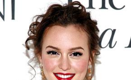 Leighton Meester Shares Thoughts on Blair