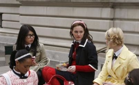 Gossip Girl Fashion Breakdown: All About My Brother