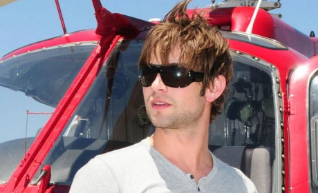 Chace Crawford: Flying High