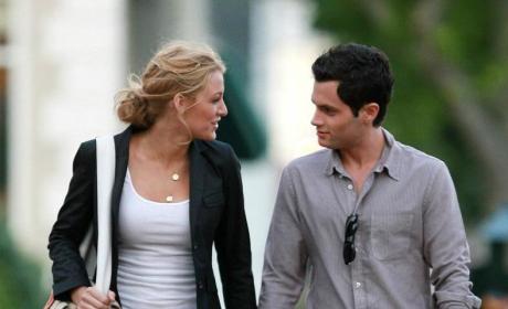 Blake and Penn: Love on Long Island!