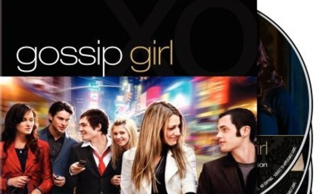 Gossip Girl Season One on DVD