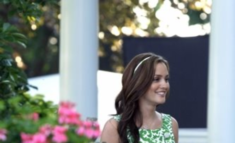 Blair in Green