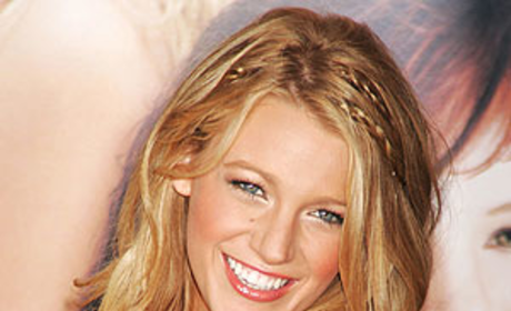 Gossip Girl Hair Affair: Blake Lively