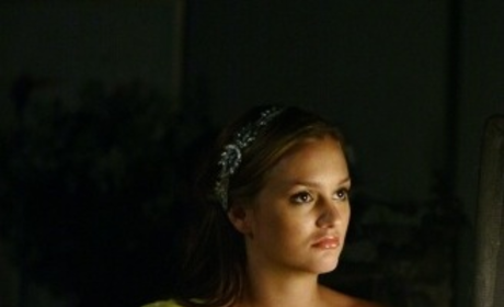 Gossip Girl Fashion Breakdown: The Dark Night