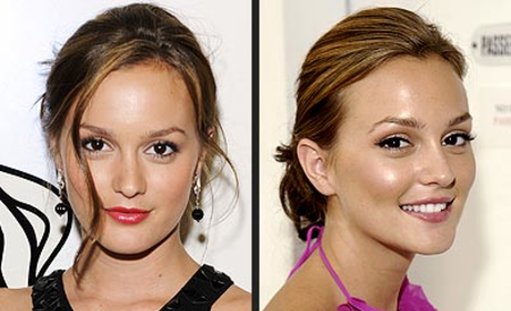 Gossip Girl Hair Affair: Leighton Meester