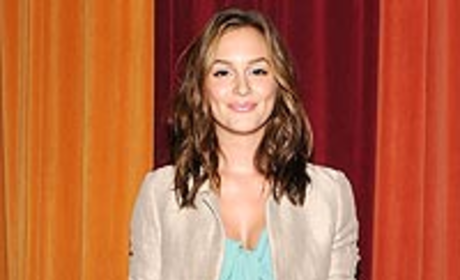 Today in the Leighton Meester Fashion Department ...