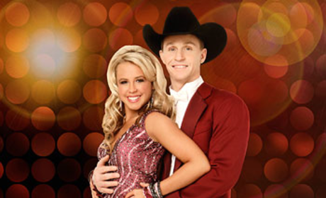Chelsie Hightower and Ty Murray