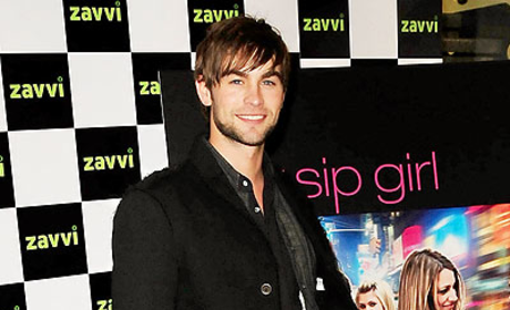 Chace Crawford in London, Reloaded