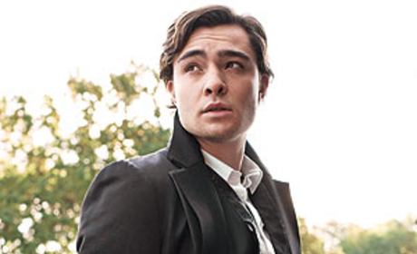 Ed Westwick Makes Sexiest Man Alive List